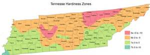 Tn Time Zone Map by Tennessee Cropmap