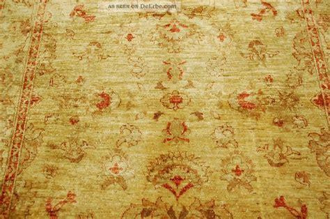 ziegler teppiche wundersch 246 ner ziegler teppich ca 264x160cm frisch gewaschen