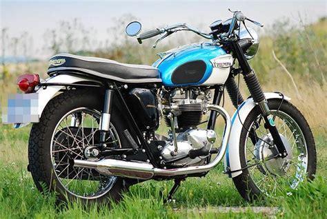 Motorrad Mieten Uk by Oldtimer Triumph Motorrad Motorrad Bild Idee