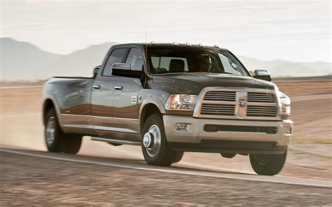 dodge ram truck of the year 2012 truck of the year contender ram hd laramie longhorn