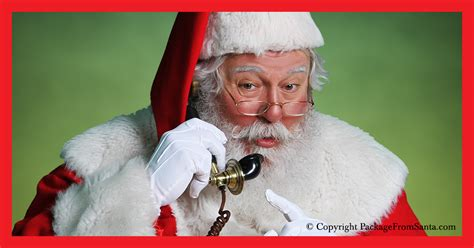 call santa free personalized call from santa claus letters from