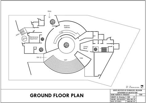 museum floor plan dwg new solaripedia green architecture museum library design harsha chougule archinect
