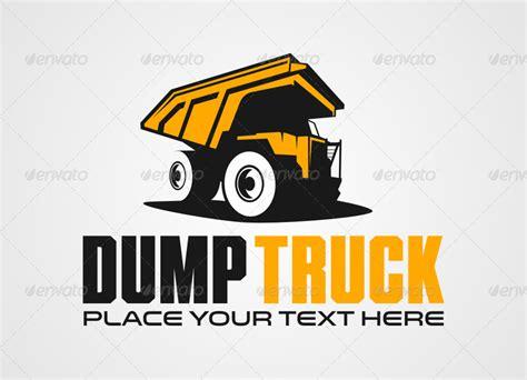 Design Dump Favorites by Dump Truck Logo Templates By T Famz Graphicriver