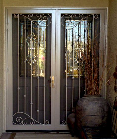 doors az 17 best images about security gate on patio