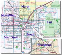 Map Of Las Vegas Area by Las Vegas Maps