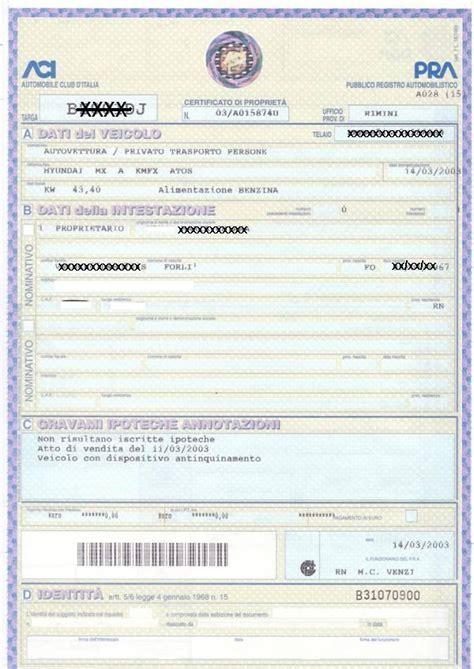 agenzie taccone smarrimento o deterioramento documenti