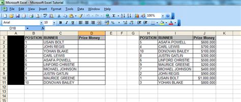 tutorial on vlookup in excel 2003 how to do a vlookup in excel 2003 how to vlookup in excel