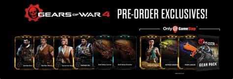One All Series Bonus gears of war 4 ultimate edition for xbox one gamestop