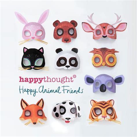 printable mask of deer instant make printable animal masks download mask