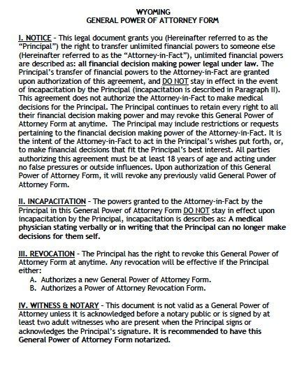 section 10 powers of attorney act 1971 free general power of attorney wyoming form adobe pdf