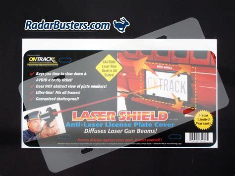 The Laser Shield   RadarBusters.com