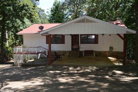 Clinton Lake Cabins by Arkansas Waterfront Property In Heber Springs Greers