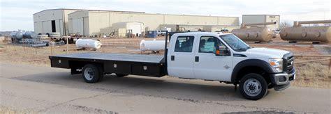 how long is a long bed truck oil field work truck