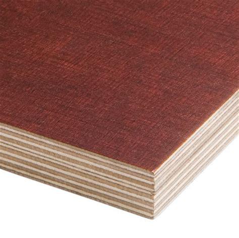Pertinak Novotex Sheet plastic covered plywood toolmonger