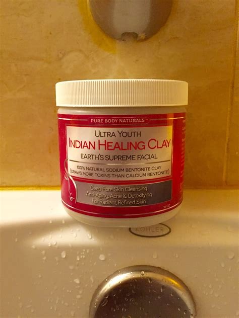 Bentonize Clay Detox by Bentonite Clay Detox Bath Simply T