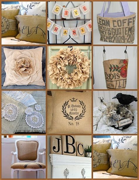 burlap craft ideas 55 best images about 55th anniversary ideas on