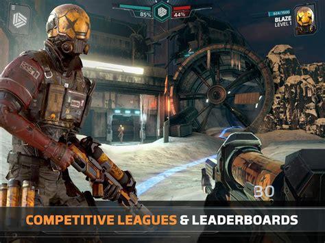 Gamis Nava modern combat versus multiplayer fps apk