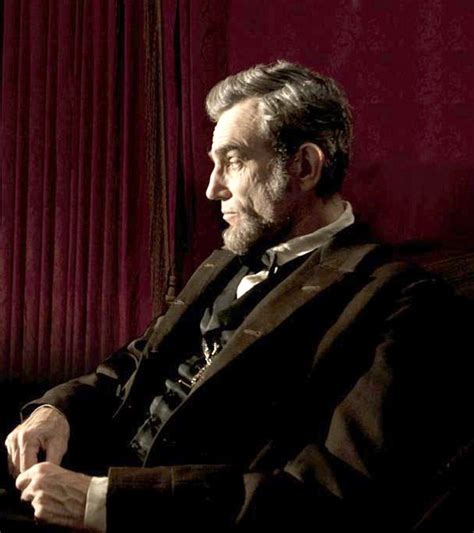 abraham lincoln actor daniel day lewis as abraham lincoln in official