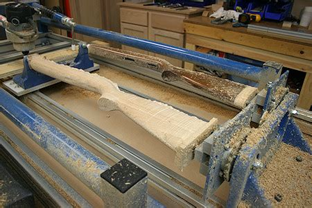 Kane Gemini Wood Carving Duplicator Plans