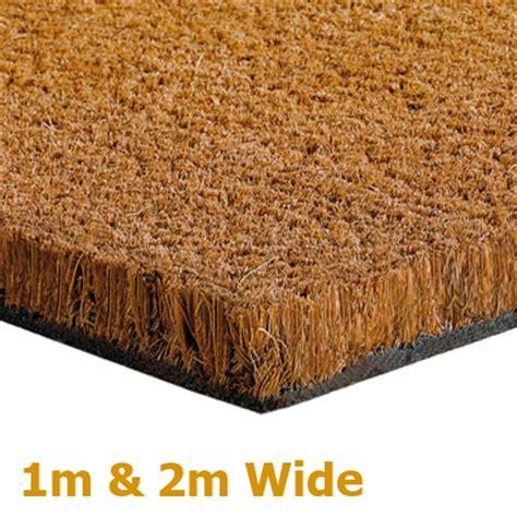 10 Mm Coir Matting - coir matting 17mm linear meter
