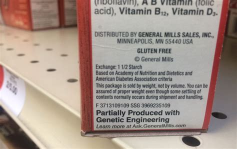 genetically modified foods label food companies say gmo labels having no impact on product