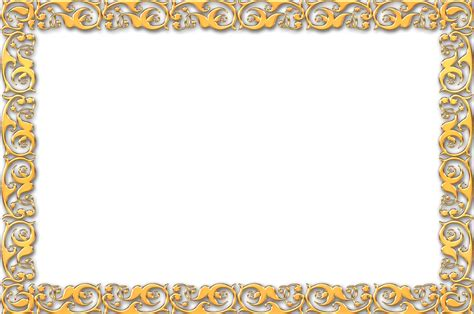 Border Gold simple gold frame border simple gold frame border frame