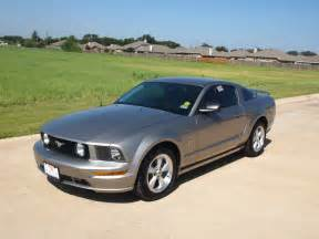 2008 ford mustang gt silver 50k 6 speed manual