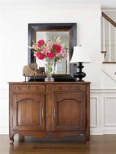 Entry Foyer Credenza Bhg Style Spotters
