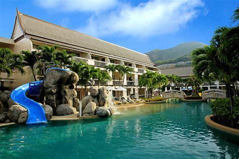 thailand spa town swimming bath phuket cities
