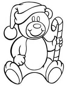 Christmas Candy Coloring Pages  AZ sketch template