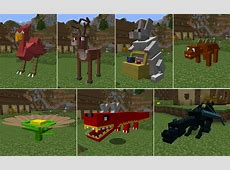Animal Bikes | Minecraft Mods Mods For Minecraft