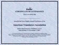american translators association ata 53rd annual conference