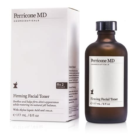 Toner Az Cosmetic perricone md new zealand firming toner by