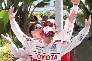 Toyota Announces The Field For The 2008 Proceleb Race by Steines Connections Zimbio