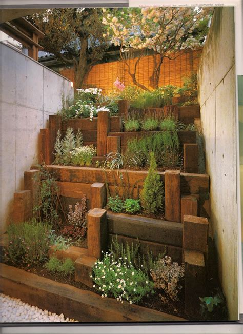 imagenes de jardineras japonesas el jardin de noa urbanita con ilusi 243 n