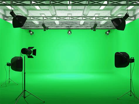 green room studio green screen studio bclimax broadcasting services