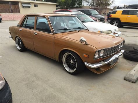 immaculate restored 1972 datsun 510 four door for sale los