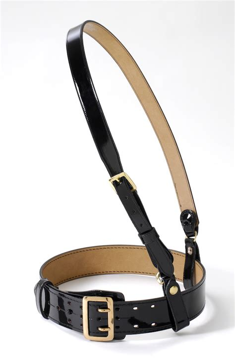 sam browne clarino belt