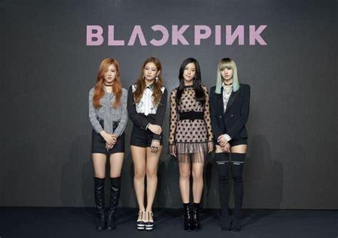 blackpink yg entertainment yg entertainment unveils k pop group blackpink
