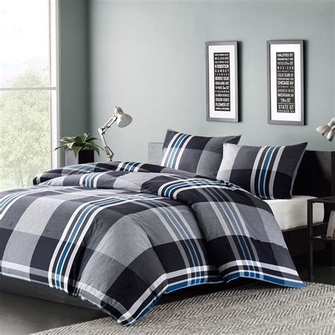 bedding for guys phil bed set for men bedding for men