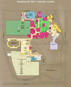 mandalay bay floor plan mandalay bay floor map las vegas convention center floor