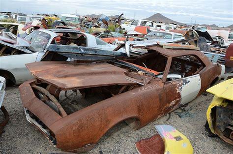 az motor parts arizona classic car junkyard a sight for optimistic