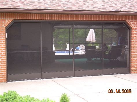 Sliding Garage Door Screen Kits Eze Garage Door Screens 2017 2018 Best Cars Reviews