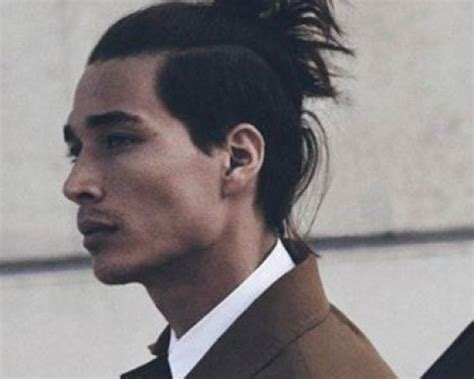 samurai haircuts image gallery samurai haircut