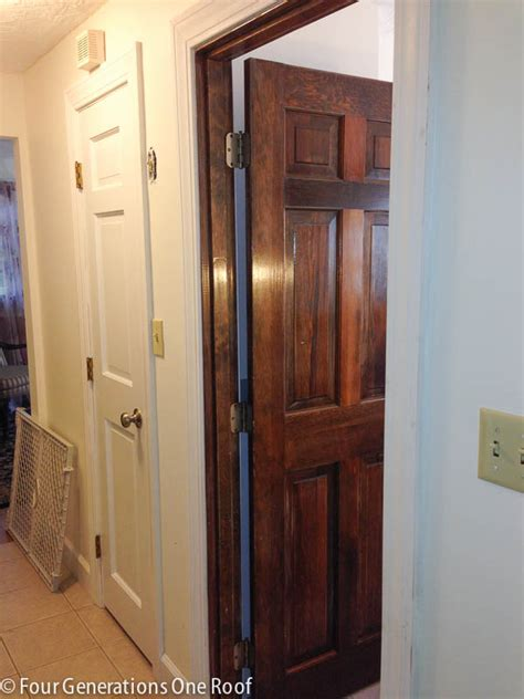 How To Stain An Interior Door Stained Door Interior Door Staining And Finishing On Sale