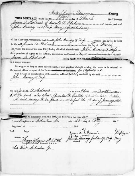 Freedmen S Bureau Marriage Records 42 Best Images About Freedmen S Bureau Project On