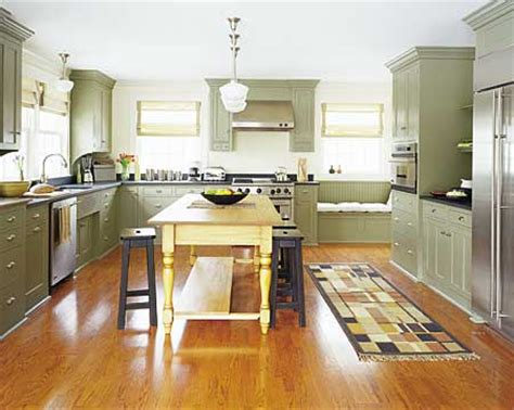 old house kitchen designs island style eat in kitchens this old house
