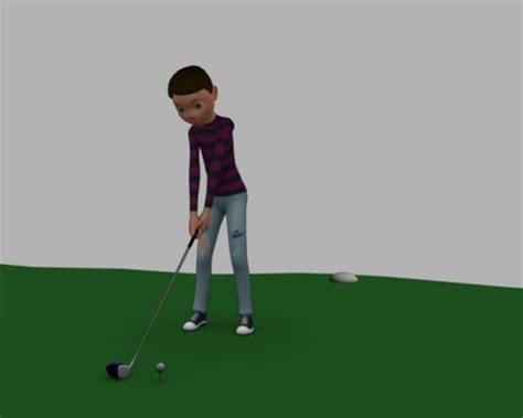 animated golf swing golf swing animation
