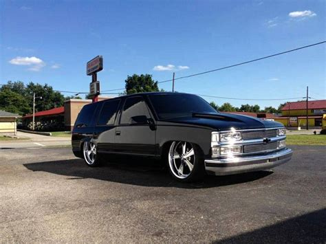car on pinterest 99 pins bagged chevy tahoe 88 99 s blazer s tahoe s
