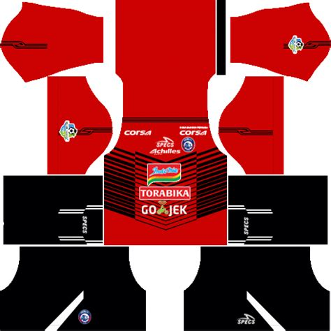 dream league soccer arema fc kits  logos